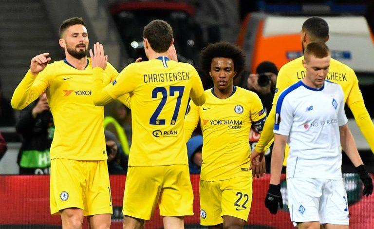 Inspector disciplinario estudiará denuncia de Chelsea por racismo en Kiev