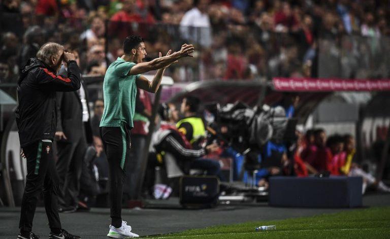 """Portugal decepciona y Cristiano termina como """"técnico"""""""