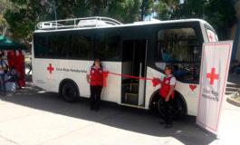 Cruz Roja sale a buscar donantes de sangre