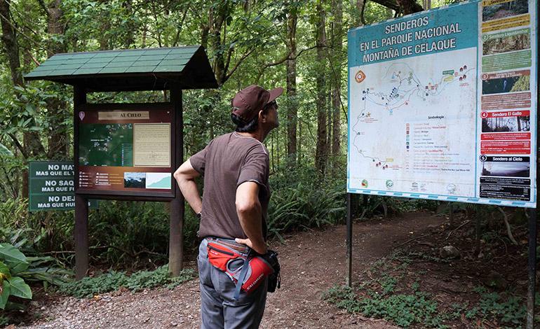 72 áreas protegidas esperan a turistas en Semana Santa