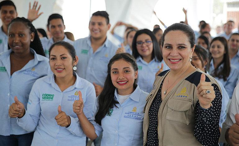 Gobierno lanza tercera etapa de Código Verde en Lempira y Copán