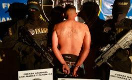 """Cae """"El Mago"""", principal distribuidor de drogas de la MS-13 en Siguatepeque"""