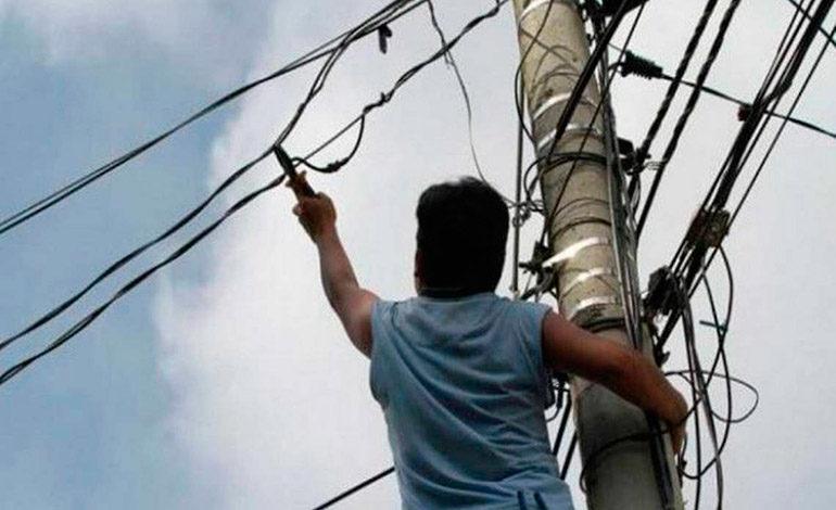 A 36% ascienden pérdidas de energía en la zona norte
