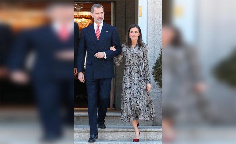 Reyes españoles viajan a Buenos Aires en primera visita de Estado a Argentina