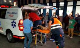 Una mujer muerta y nueve heridos en múltiple colisión