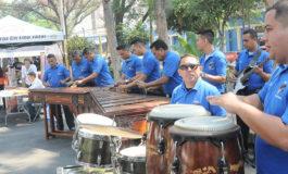 Festival Naranja viste de arte y diversión a Comayagüela