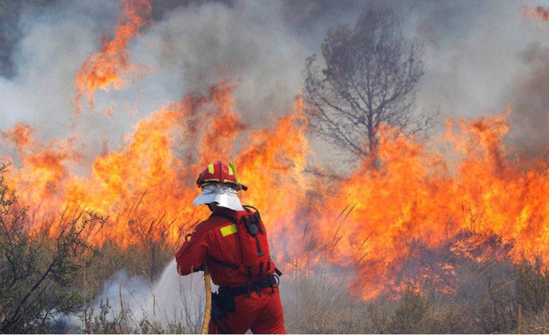 ¡Urge denunciar a pirómanos!: Siguen bosques en llamas
