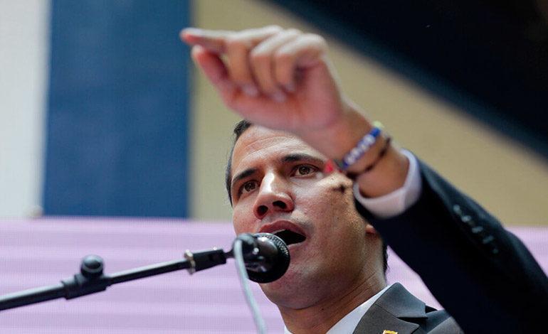 Guaidó dice que la autorización de un juicio en su contra es intimidación
