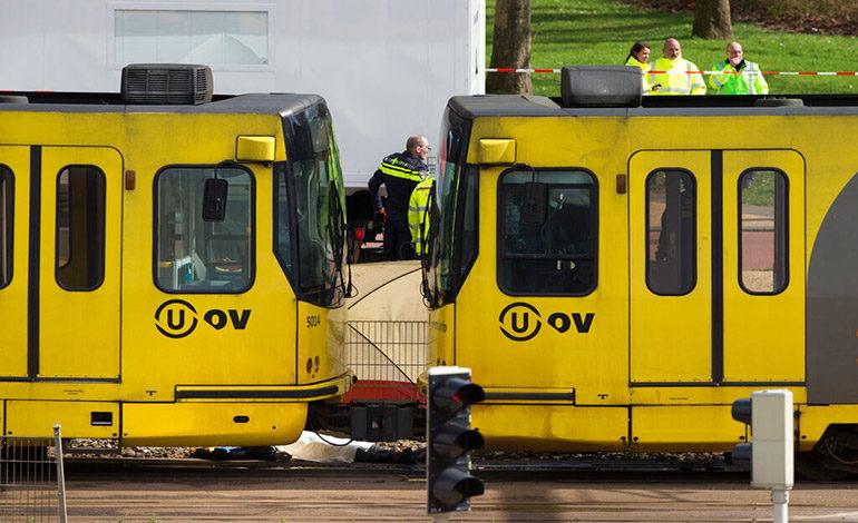 Hombre confiesa que mató a 3 personas en tranvía en Holanda