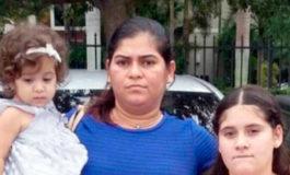 """Tras batalla legal deportan a hondureña con 3 hijos y """"green card"""" en EEUU"""