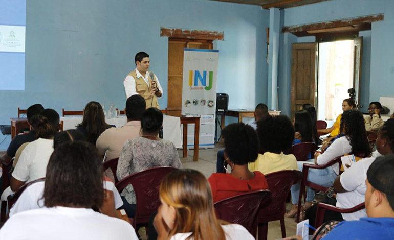 Gobierno empodera a jóvenes como agentes de cambio