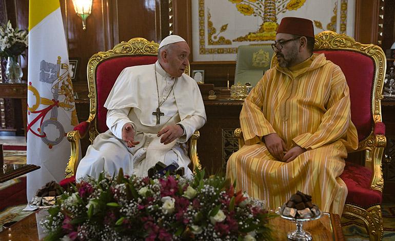 El Papa defiende la libertad de conciencia