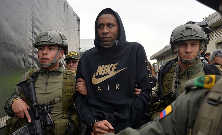 Capturan al exfutbolista de selección Colombia Jhon Viáfara por narcotráfico