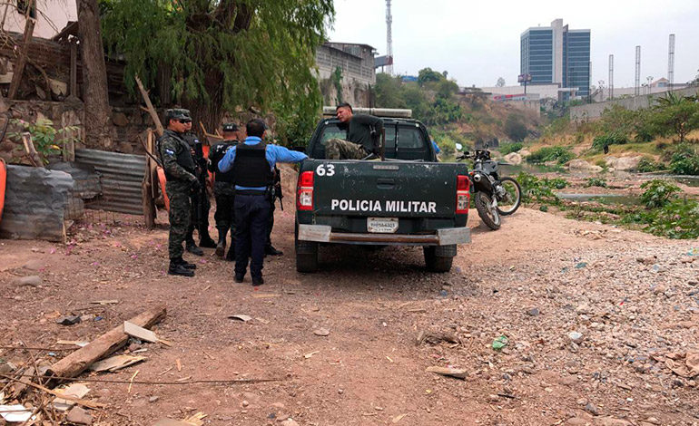 Detenido por robo de pistola a guardia