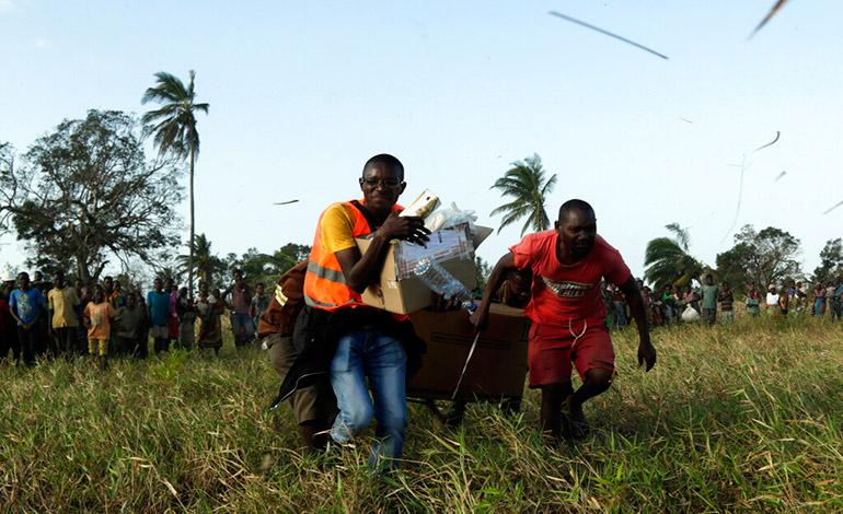 Mozambique: los casos de cólera suben a 139 en apenas un día