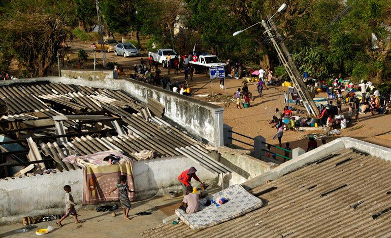 Suben a 750 los muertos por el ciclón Idai en Mozambique