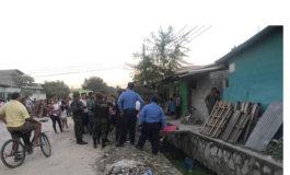 Cuatro muertos en Chamelecón deja homicidio múltiple
