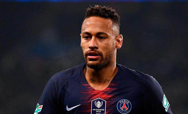 UEFA abre proceso disciplinario a Neymar