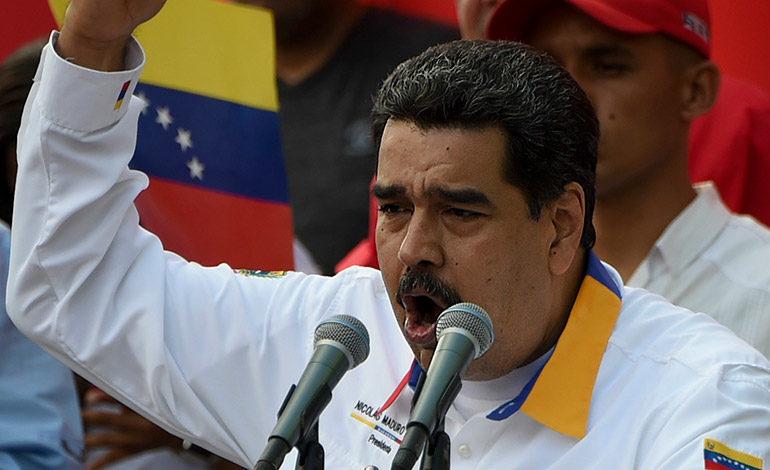 Maduro acusa a Guaidó de complot para asesinarlo (Video)