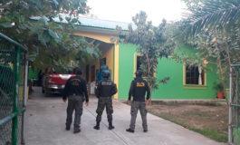 """Operación """"Orión"""": Ejecutan allanamientos de bienes relacionados al narcotráfico"""