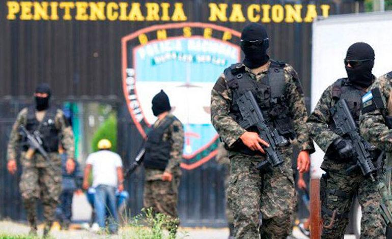 Dos privados de libertad de la PN resultan heridos en enfrentamiento