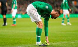 UEFA abre procedimiento disciplinario contra Irlanda por lanzamiento de pelotas