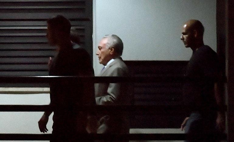 Justicia posterga hábeas corpus para Temer