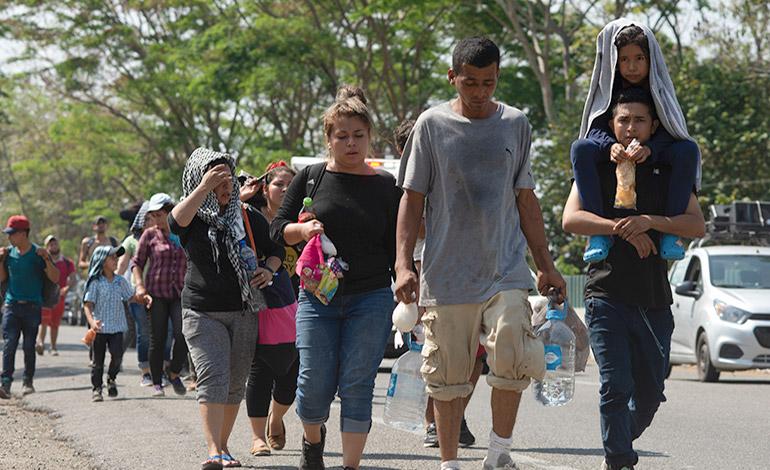"""El Salvador """"confía"""" en que continúe apoyo"""