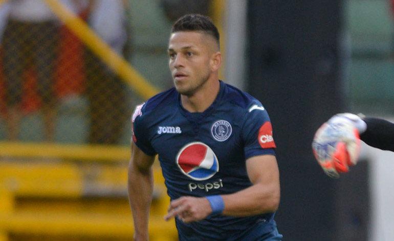 Motagua pierde a Marcelo Santos
