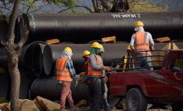 En marcha proyecto de riego en Sulaco