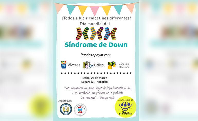"""En la UNAH celebraran el Dia Mundial del """"Síndrome de Down"""""""