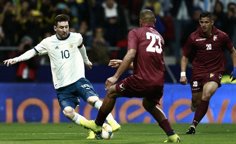 Aprobados y aplazados en Sudamérica antes de Copa América