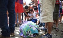 Menor es atropellada cuando salía del colegio