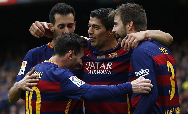 Derbi catalán, primer escollo para el Barcelona