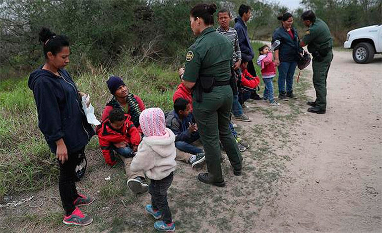 México: Interceptan a 107 migrantes, entre ellos 47 hondureños