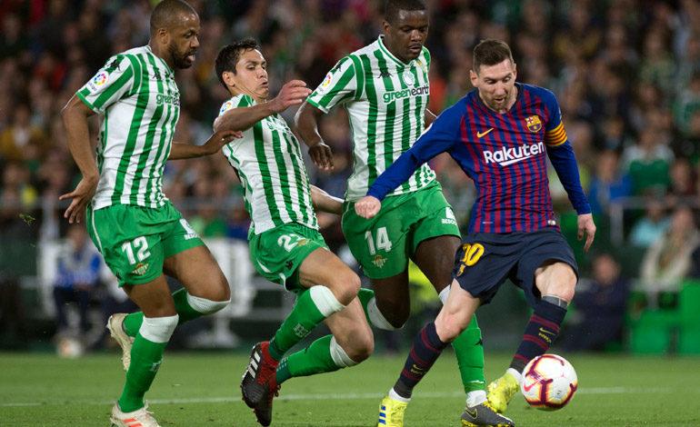 Messi consolida aún más el liderato del Barcelona