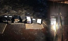 Milagro en incendio: Iglesia es reducida a cenizas, pero biblias y cruces quedan intactas