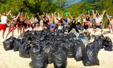 El 'Trashtag Challenge', el nuevo reto viral que está limpiando las playas