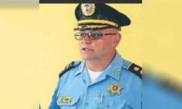 Jefe policial acusado de homicidio y daños