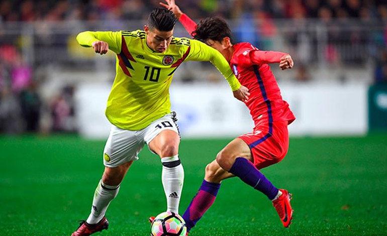 Colombia cae con polémica ante Corea del Sur