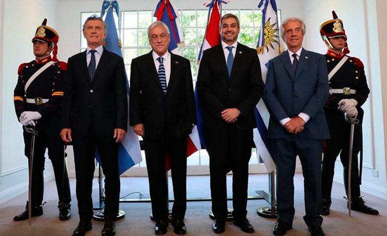 Argentina, Uruguay, Paraguay y Chile en cónclave para Mundial de fútbol de 2030