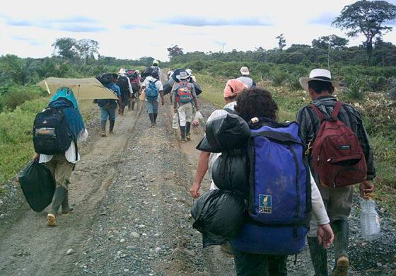 Presentan proyecto para proteger a desplazados por la violencia en Honduras