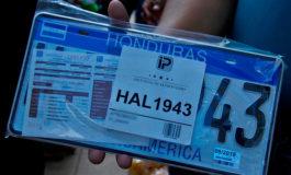 Casi 4.000 ciudadanos no reclamaron su placa vehicular