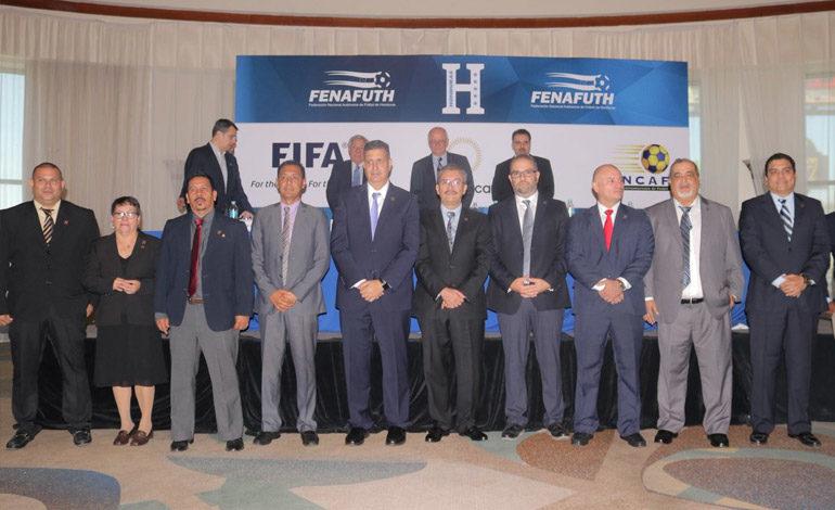Jorge Salomón nuevo presidente de la Fenafuth