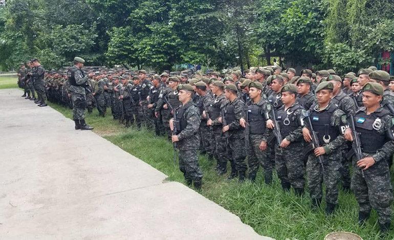 FFAA realiza reasignaciones de comando a nivel nacional