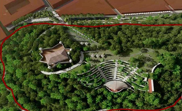 Anuncian proyecto de mejoras en el Fuerte de San Cristobal, Lempira