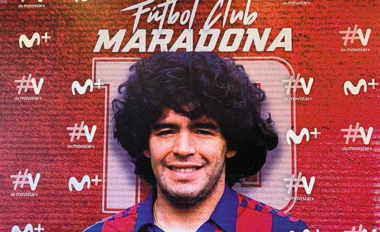 'Fútbol Club Maradona' retrata el paso del astro argentino por el Barcelona