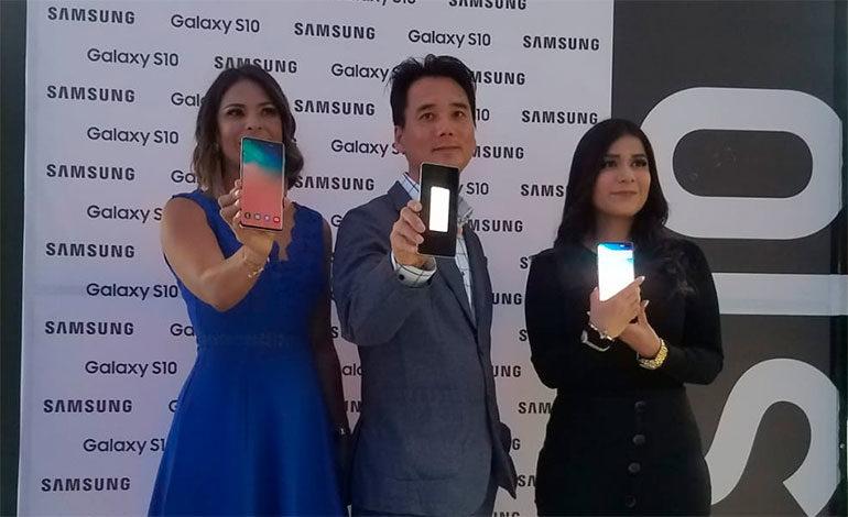 El Galaxy S10 ya está disponible en Honduras