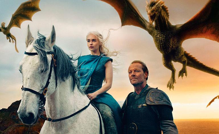 """Un documental muestra desde las trincheras la despedida de """"Game of Thrones"""""""
