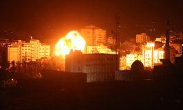 Milicias palestinas lanzan cohetes contra Israel en plena escalada de tensión
